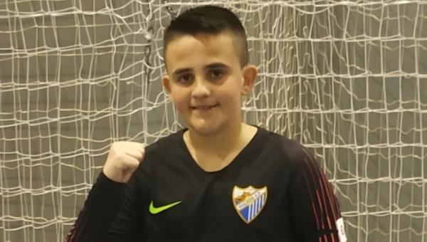 Javier García del Málaga CF Futsal da positivo por Covid-19
