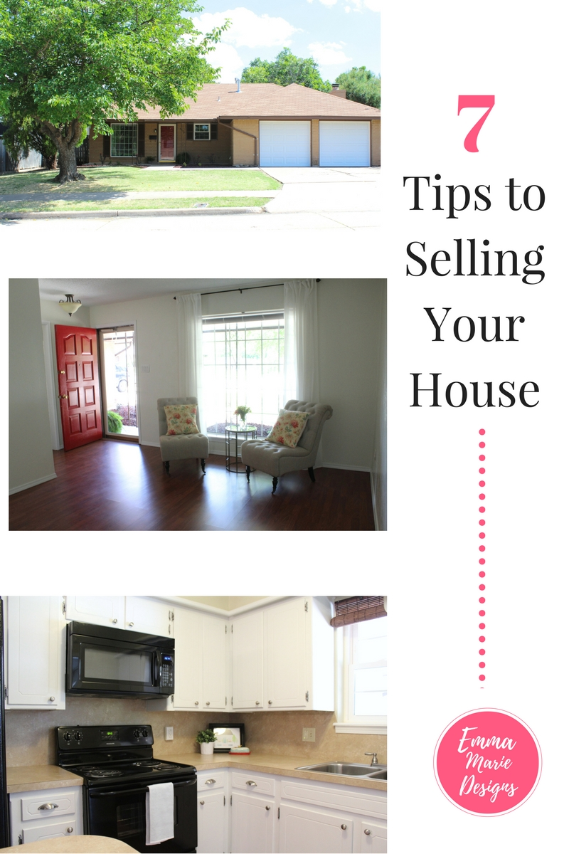 How to get your house ready to sell emma marie designs for House selling design