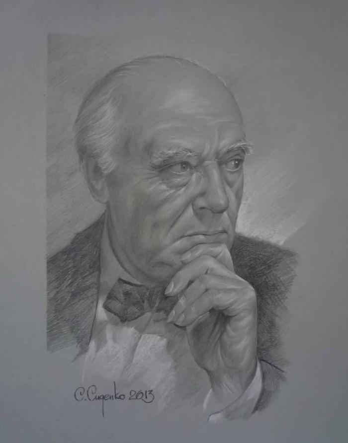 Современные художники Казахстана. Сергей Сиденко 7