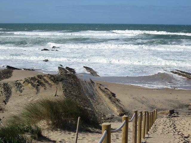 Características da Praia da Cresmina