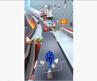 Sonic Dash 2 Sonic Boom v 2.1.0 MOD APK (Unlimited Money)