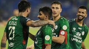 وليد أزارو يقود الإتفاق لتحقيق فوز كاسح على نادي أبها في الدوري السعودي