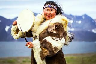 manifestazioni folcloristiche e culturali di Inuit e Yupik