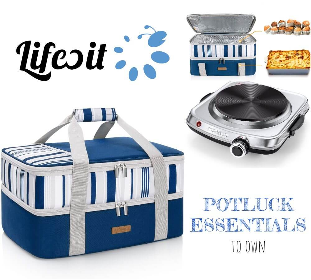 Potluck Essential Items for Holiday Get Togethers