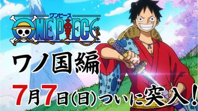 One Piece Episode 891 Sub Indonesia: Petualangan Baru di Arc Wano