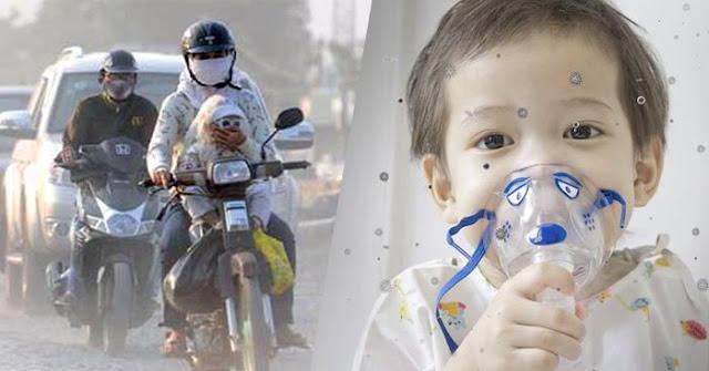 Chất lượng không khí tại Hà Nội ngày một kém