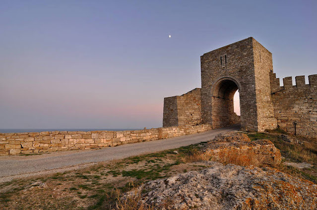 Fortaleza de Kaliakra Bulgária
