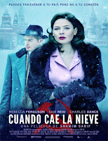 Poster de Despite The Falling Snow