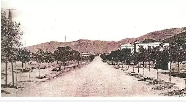 1875: Οταν η Λεωφόρος Αλεξάνδρας ήταν ακόμα χωματόδρομος