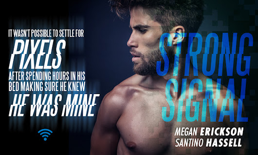 Strong Signal by Megan Erickson & Santino Hassell Review