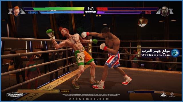 تحميل لعبة محاكي الملاكمة للكمبيوتر من ميديا فاير