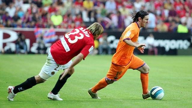 مشاهدة مباراة برشلونة وخيمناستيكا بث مباشر اليوم 12-09-2020 مباراة ودية