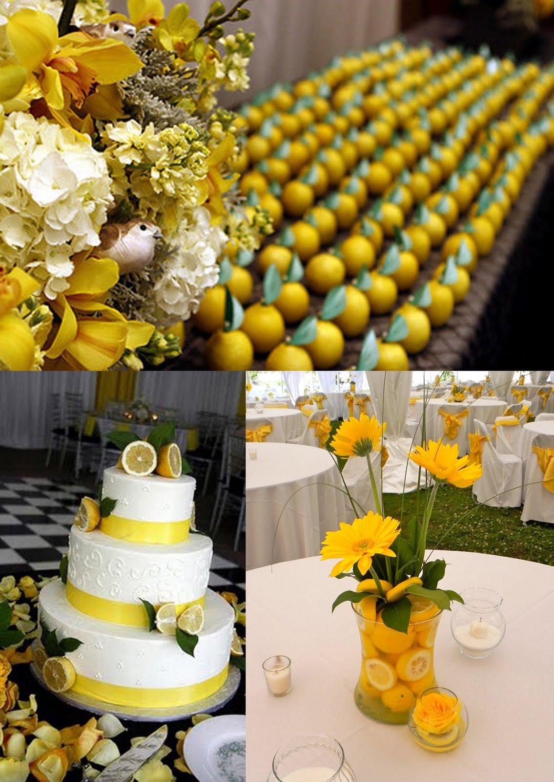 Dotty About Dotty About Lemons At Weddings