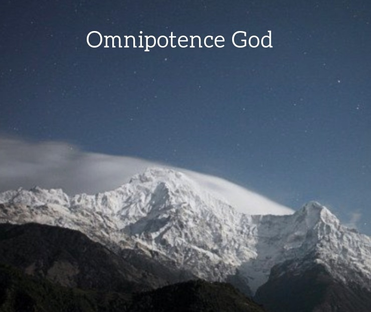 Omnipotence Hod - Meaning and Bible Verses