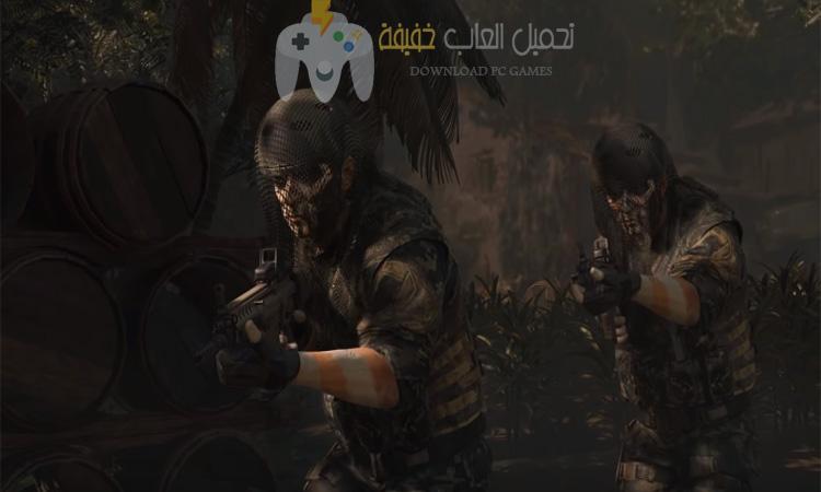 تحميل لعبة Tomb Raider بحجم صغير