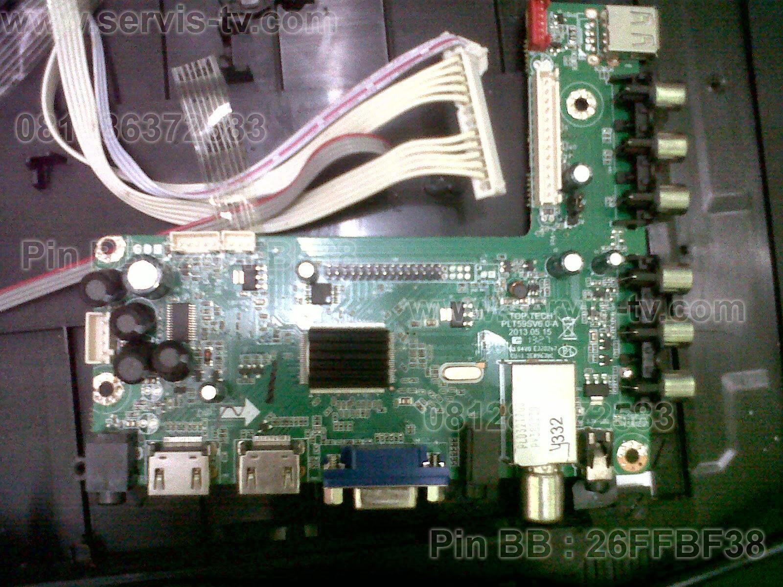Mainboard Polytron PLD 32T700