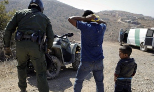 Migrant Paid $130 to 'Rent' Boy to Cross Border as Family, Says DOJ