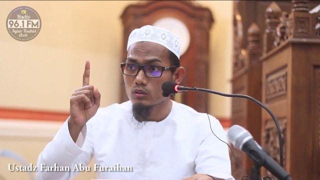 Singgung 212, Ust Farhan Abu Furaihan: Apakah Nabi Buat Reuni Perang Uhud Atau Badar?