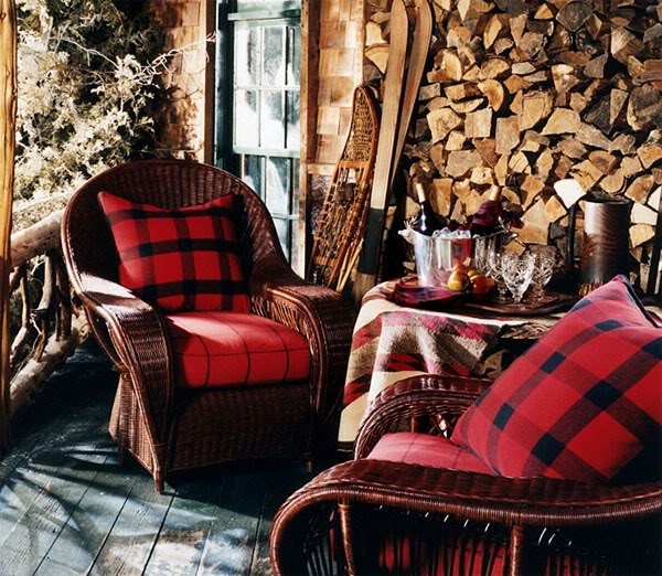 Ralph Lauren Home Christmas: All In The Detail: A Ralph Lauren Christmas