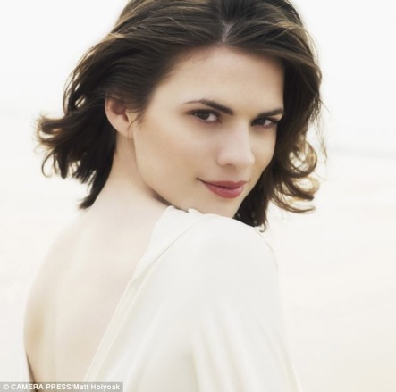 Fashion Hairstyles Hayley Atwell Pictures