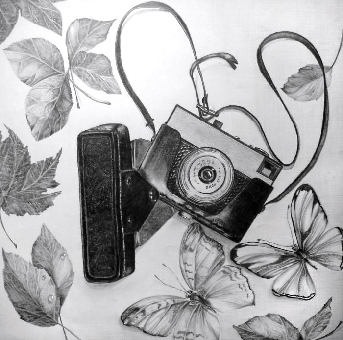 Память (бумага, карандаш)