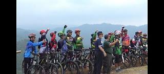 Bukit Angkruk Kranis, Pemandangan Eksotis di Banjarnegara