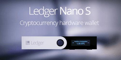 شرح محفظة Ledger Nano S لتخزين العملات الرقمية
