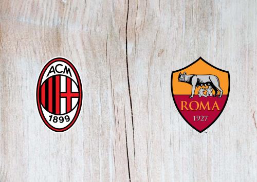 Milan Vs Roma Full Match Highlights 28 June 2020