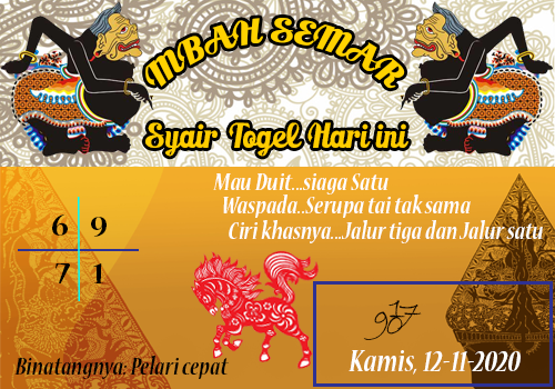 Syair Togel SD Mbah Semar