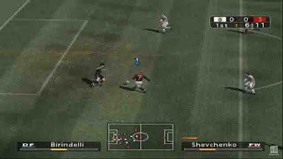 Download Game Pro Evolution Soccer 3 PES 2003 ISO PS2 (PC)
