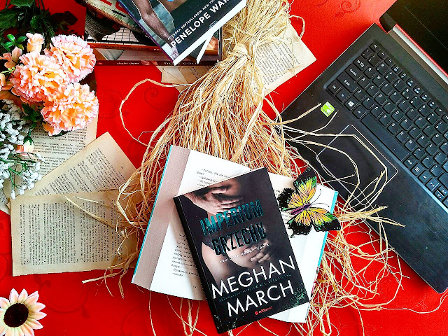 """""""Imperium grzechu"""" - Meghan March"""
