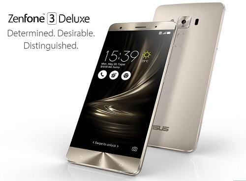 Asus Zenfone 3 Deluxe , Ponsel Flagship Berkamera Utama 23 MP