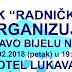 """FK """"RADNIČKI"""" LUKAVAC ORGANIZUJE TRADICIONALNU """"PLAVO BIJELU NOĆ"""""""