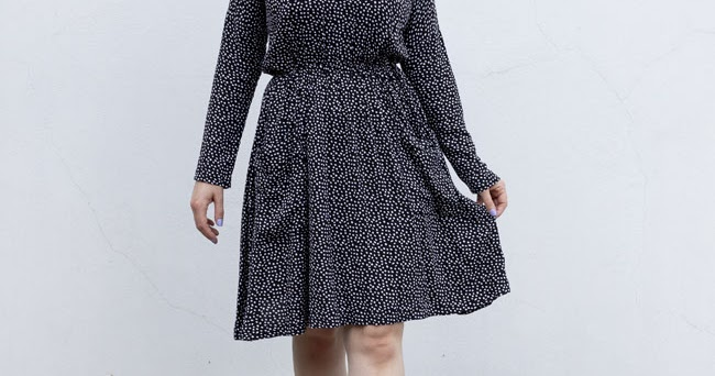 Tilly and the Buttons: Nikki and Tilly\u0026#39;s Lotta dresses