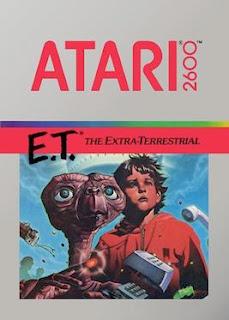 E.T. Atari 1982