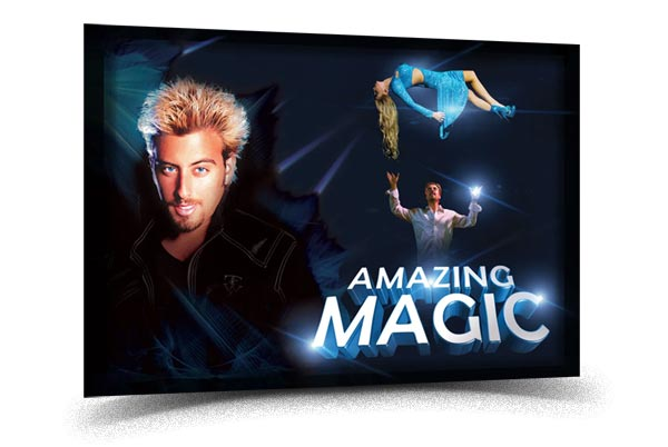 Illusionist Tommy Wind - Best Magic shows in Las Vegas