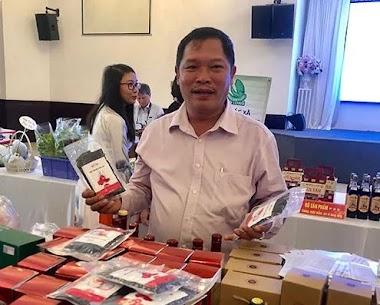 Công ty Phúc Hà tỉnh Bình Thuận với sản phẩm hạt thanh long xuất khẩu