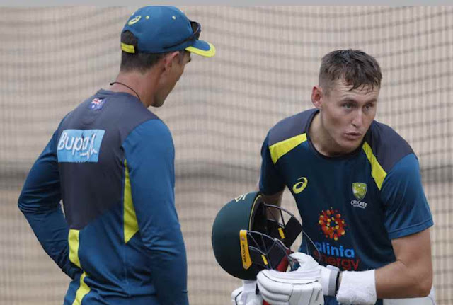 Justin Langer hints at Marnus Labuschagne's inclusion in T20 World Cup squad