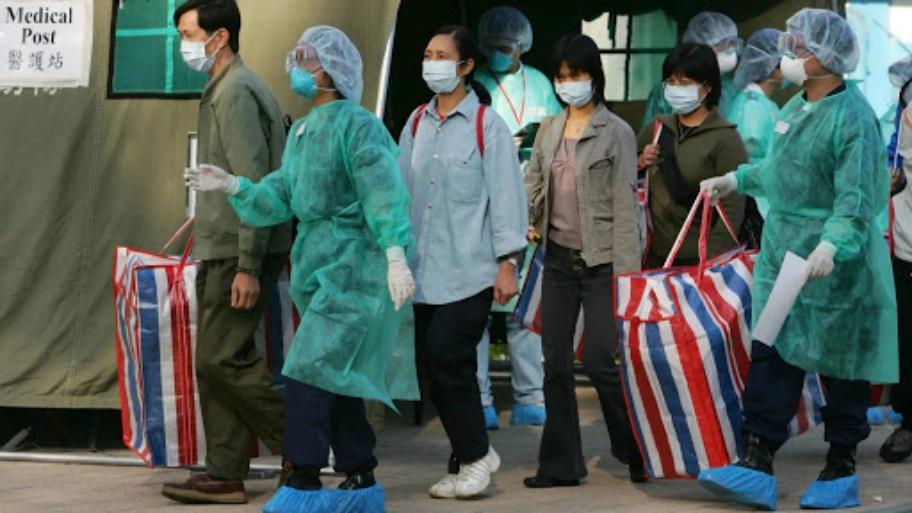Mysterious Virus Outbreak