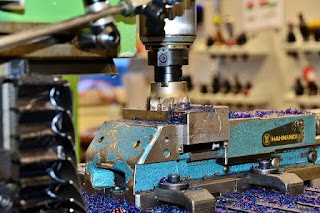 CNC Machine-Operation