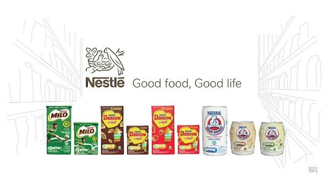 Nestle Pilihan Lebih Sehat