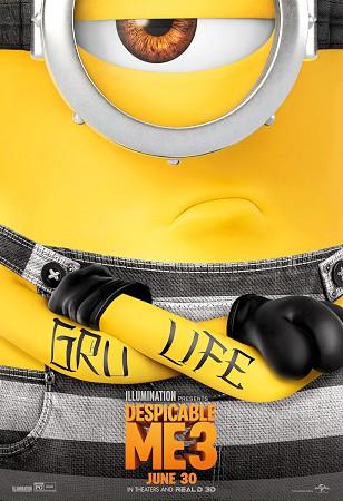 Despicable Me 3 (HDRip 1080p Ingles Subtitulada) (2017)
