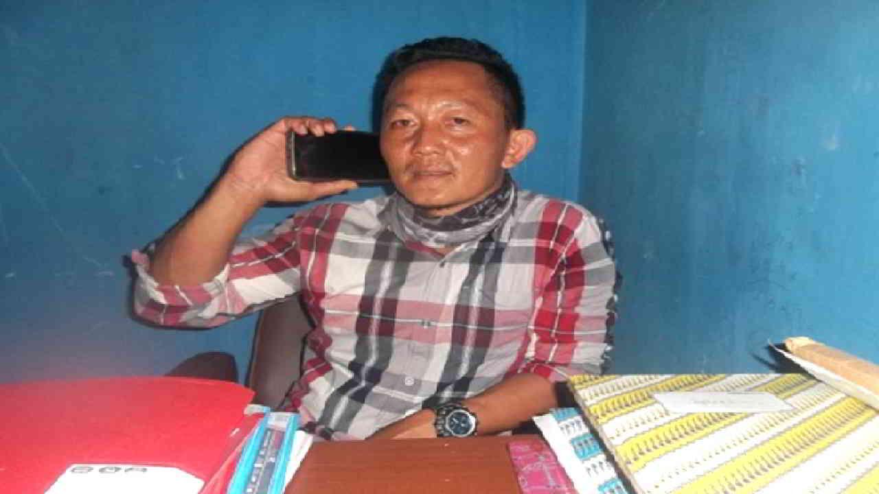 Desa Likuang dari Musyawarah ada 134 Penerima BLT yang Salurkan