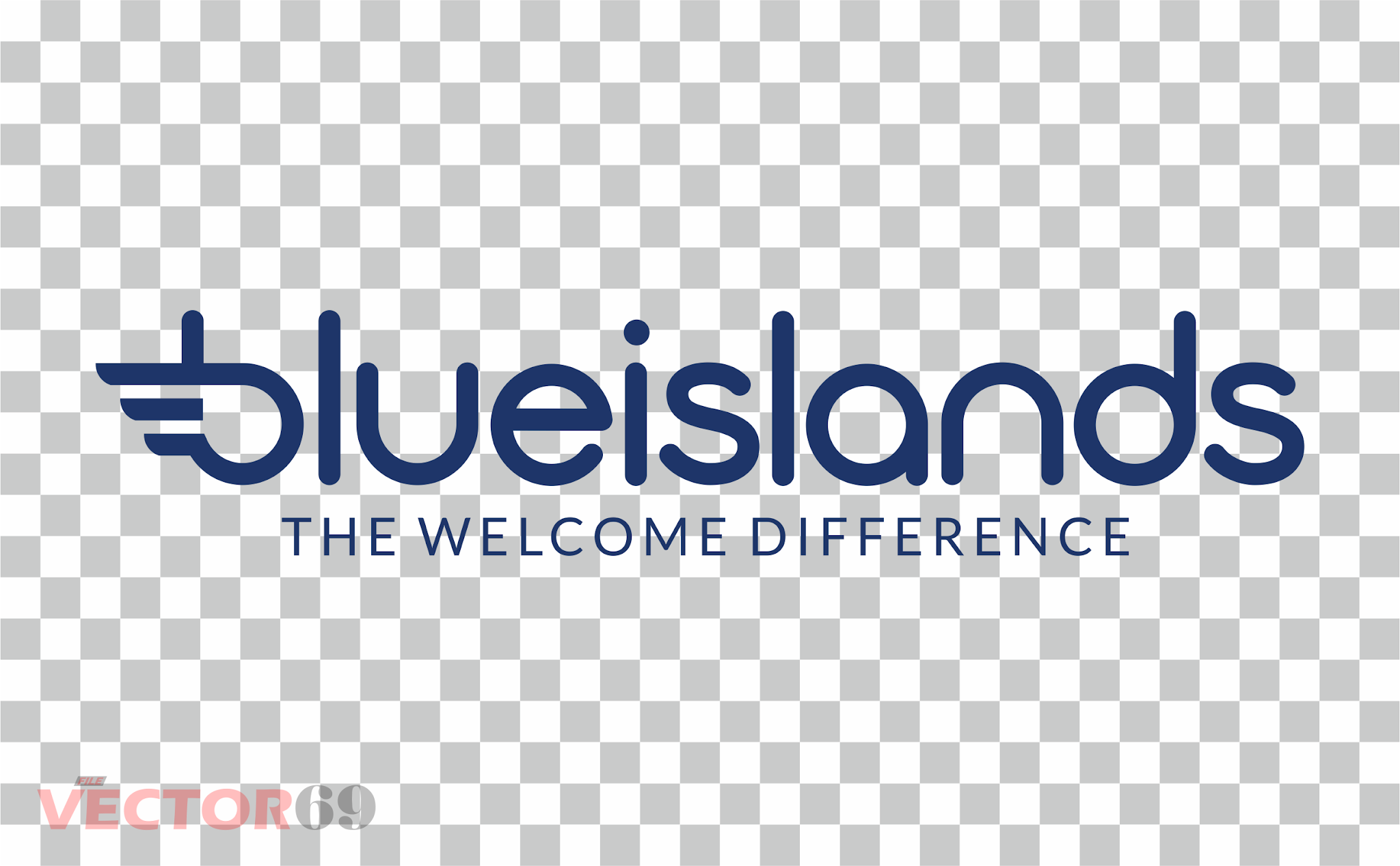 Blue Islands New 2020 Logo - Download Vector File PNG (Portable Network Graphics)