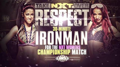 NXT Respect Womens Headline Match