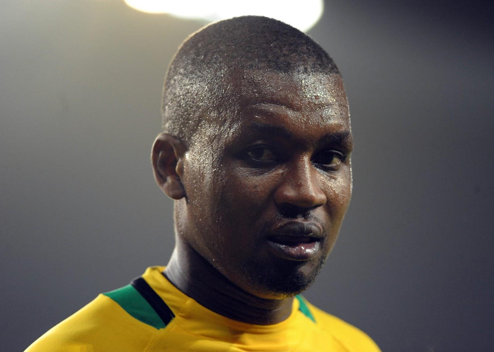 """Former Striker Katlego """"killer"""" Mphela"""