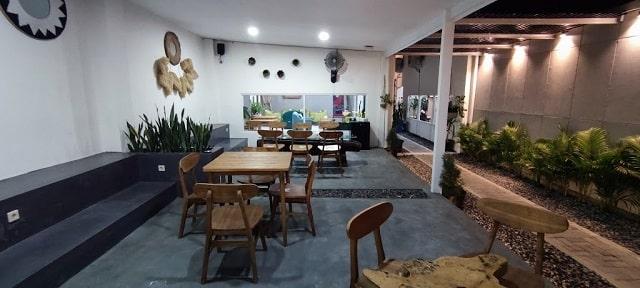 indoor northway coffee jogja