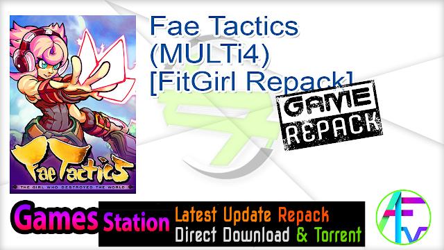 Fae Tactics (MULTi4) [FitGirl Repack]