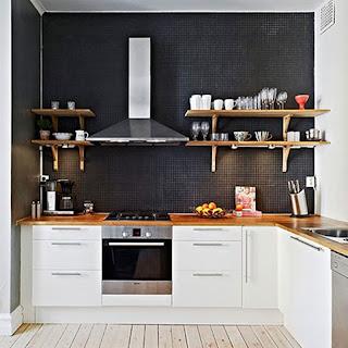 5 Tips Sederhana Dapur Modern Minimalis