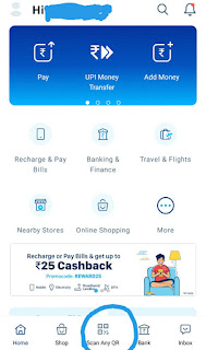 Paytm Sign Up process